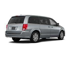 2017 Dodge Grand Caravan Mini-van, Passenger